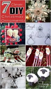 7 clever diy ornaments marvelous