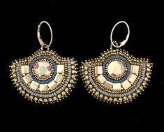 Crystal Chandelier Earrings Beadfeast Brick Stitch Earrings Google Search Brick Stitch Earrings
