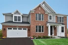 multiple family home plans northridge estates new homes in wheaton il