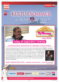 Sparkasse Bad Nauheim Juli 2012 Elvis Memories