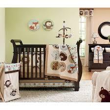 Dahlia Nursery Bedding Set by Kidsline Carter U0027s Forest Friends Crib Bedding Collection Des