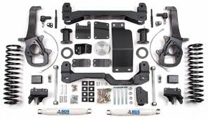 dodge ram 1500 6 inch lift kit bds suspension 6 suspension lift kit for 2013 2017 dodge ram 1500