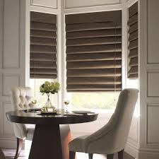 Dining Room Bay Window Treatments - window treatments for bay windows in dining room of fine the