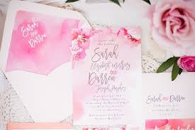 cherry blossom wedding invitations cherry blossom wedding inspiration grace