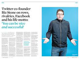 interview with twitter co founder biz stone u0027you can be nice and