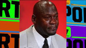 Michael Jordan Meme - the crying michael jordan meme just took a turn for the bizarre