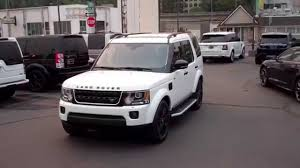 land rover lr4 2015 interior 2016 land rover lr4 youtube