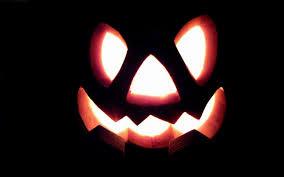 scary pumpkin wallpaper 1280x800 my spooky face desktop pc and mac wallpaper