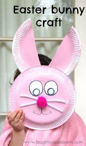 easter bunny paper plate craft plate crafts paper plate crafts