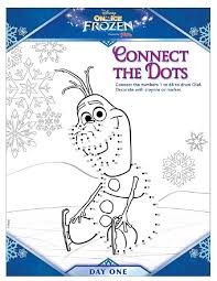 disney frozen activity pages disney ice