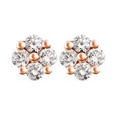 stud diamond earrings diamond fashion stud earings mazaldiamond