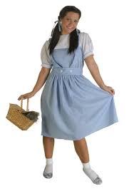 plus size costume plus size kansas girl dress