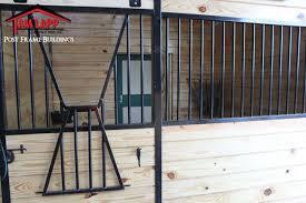 10 Stall Horse Barn Plans 36 U0027w X 48 U0027l X 10 U0027h Horse Barn Building In Alexandria New Jersey