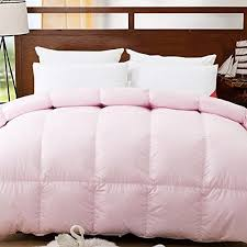 100 Orangic Cotton Shell Nature Goose Down And Feather Bed