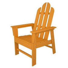 orange outdoor dining chairs patio chairs the home depot