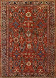 Antique Heriz Rug Bakshaish Rugs Archives First Rugs Rugs Antique Rugs