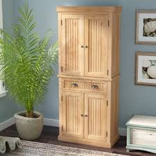 kitchen furniture pantry pantry cabinets you ll wayfair