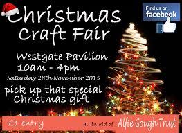 christmas craft fair in margate westgate pavilion