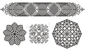 filigree ornaments stock vector image of decor arabesque 2598002