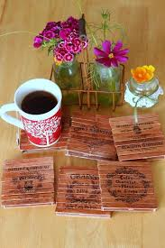 Home Decor Made From Pallets Best 25 Pallet Coasters Ideas On Pinterest Mini Pallet Coasters