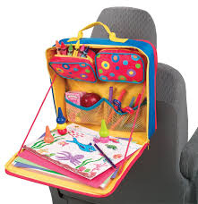 Best Toy Organizer by Alex Artist Studio Car Valet The Best Kids Travel Accessory