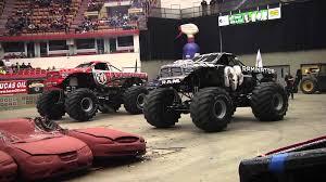 monster truck jam houston 2015 lucas oil monster truck nationals madison 2015 highlights youtube