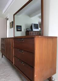 Painted Mid Century Furniture by Painted Mid Century Modern Dresser Beautiful Mid Century Modern