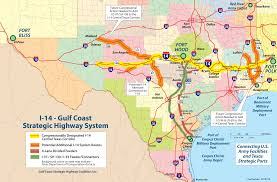 Usa Interstate Map by Motran Calls For Changes In I 14 Route Midland Reporter Telegram