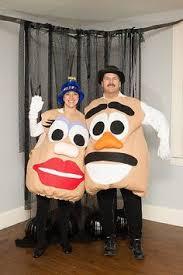 U0026 Potato Head Costume Potato Head Costumes Homemade Halloween 2013