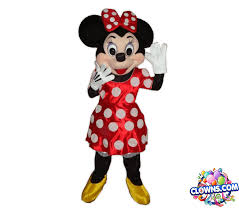 clowns for birthday nyc minnie mouse party characters ny kids birthday party characters