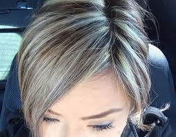 black low lights for grey blonde and black emo hairstyles short black hair with red highlights