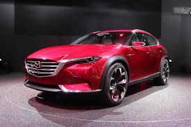 mazda car models 2015 koeru concept previews mazda u0027s future suvs