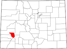 Colorado Springs Co Map by Ouray County Colorado Things To Do And Towns To Visit
