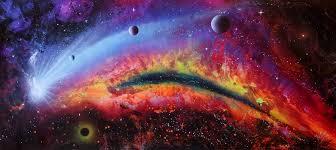 Spray Paint Artist - planets and nebula 2 porfiriojimenez me