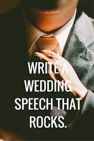 wishing rocks for wedding ultimate guide to writing delivering a great wedding speech or