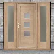Oak Exterior Doors Oak External Doors D68 In Stunning Interior Designing Home Ideas