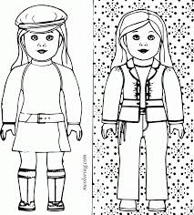 holding doll coloring pages coloring home