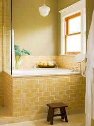 subway tile in bathroom ideas bathroom subway tile ideas better homes gardens