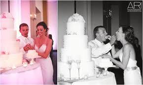 wedding cake cutting ruffle wedding cake homemaker chic