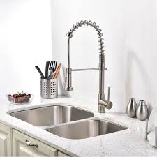 Kitchen Faucet Brushed Nickel 58 Off Best Modern Commercial Brushed Nickel Stainless Steel