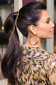 ponytail bump high ponytail hairstyles with bump daily high ponytail hairstyle