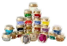 amazon com shany gel polish diy uv color gel set of 24 colors
