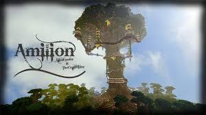 Coolest Minecraft Treehouse  I made a Minecraft treehouse  I