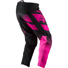motocross gear ebay answer 2017 youth mx new syncron black pink jersey pant girls