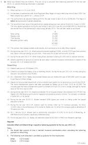 income tax in the exam u003c in the exam u003c f6 acowtancy