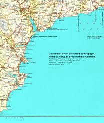 Map Of New England Coast by Dawlish Warren And Langstone Rock Devon Geological Field Guide