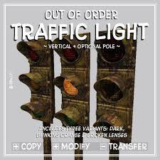 second marketplace p out of order traffic lights
