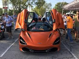 orange mclaren 720s oc mclaren 720s cars u0026 coffee jax fl 8 12 17 4032 x 3024 via