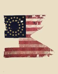Battle Flag Gen Custer U0027s Battle Flag From Little Big Horn Stars U0026 Stripes
