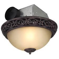 bathroom heat lamp fan combo
